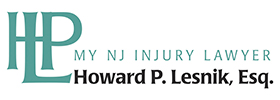 My NJ Injury Lawyer Howard P. Lesnik, Esq. Logo